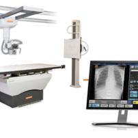 HT X-quang kỹ thuật số DR
