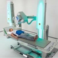 Hệ thống DR cao cấp với công nghệ Robotic