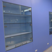 Wall integrated Cabinet
